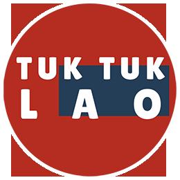 TUK TUK LAO Logo